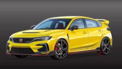 Next Generation Honda Civic will Debut In Q2, 2021 1