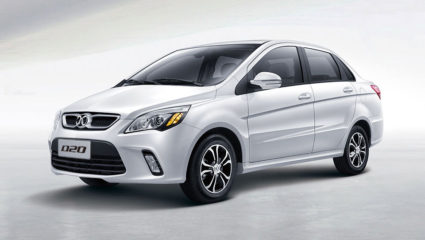Up Close with the Sazgar BAIC D20 Hatchback 13