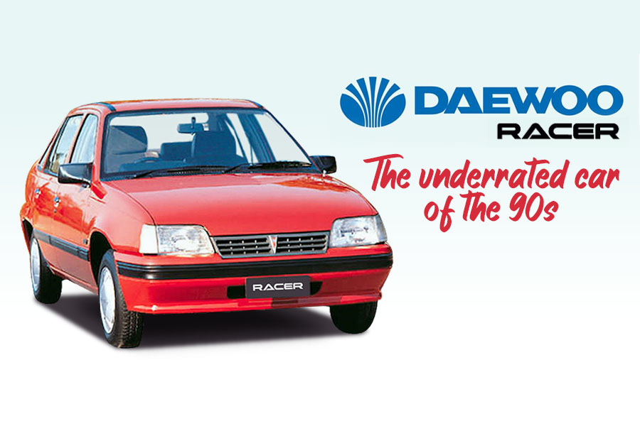 Remembering Daewoo Racer- The Underrated Car of the 90s 6