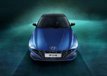 2021 Hyundai Elantra for Chinese Market Revealed 5
