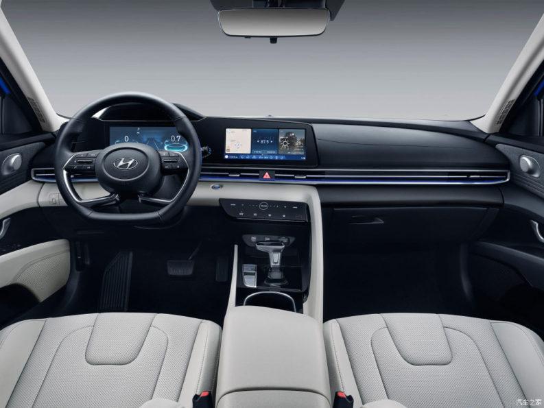 2021 Hyundai Elantra for Chinese Market Revealed 1