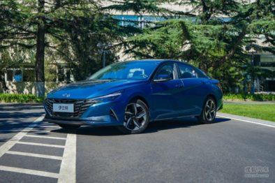 2021 Hyundai Elantra for Chinese Market Revealed 8