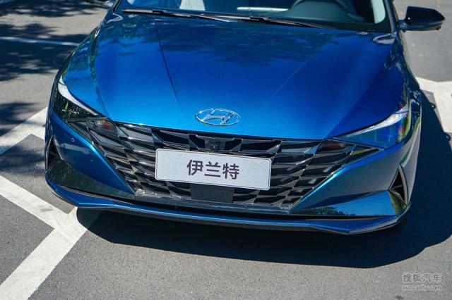 2021 Hyundai Elantra for Chinese Market Revealed 7