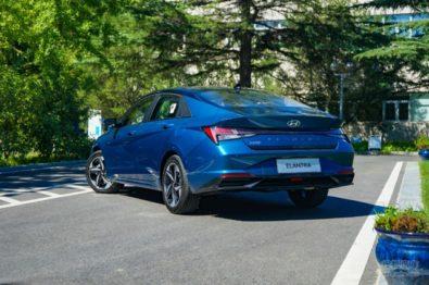 2021 Hyundai Elantra for Chinese Market Revealed 10