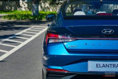 2021 Hyundai Elantra for Chinese Market Revealed 18