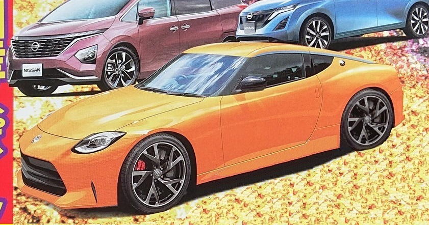 The Upcoming Nissan 400Z Will Have Retro-Inspired Styling 2