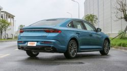 All New Geely Preface Sedan Debuts in China 16