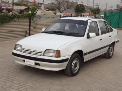 Remembering Daewoo Racer- The Underrated Car of the 90s 37