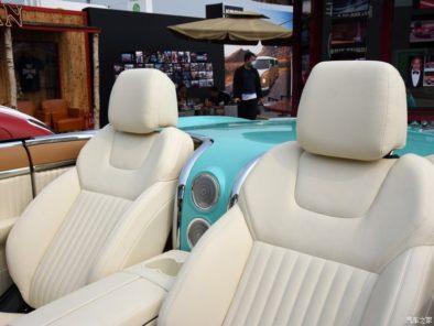 Songsan Dolphin- The Chevrolet Corvette Knockoff 34