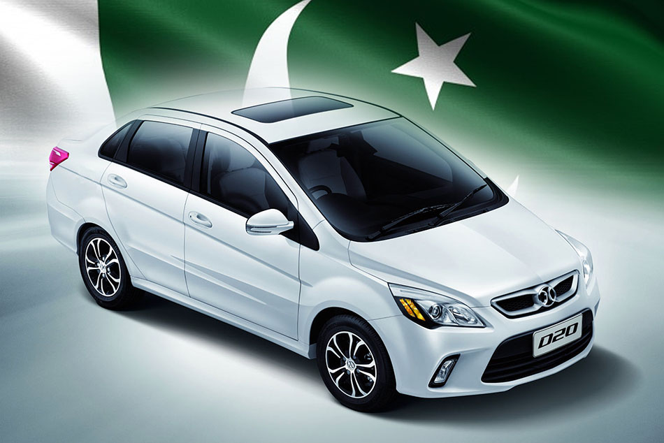 Sazgar to Launch BAIC D20 Sedan in Pakistan 5