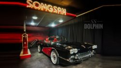 Songsan Dolphin- The Chevrolet Corvette Knockoff 14