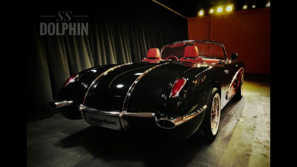 Songsan Dolphin- The Chevrolet Corvette Knockoff 15