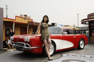 Songsan Dolphin- The Chevrolet Corvette Knockoff 6