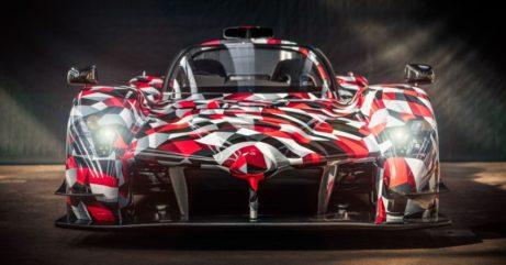 Toyota Reveals its 1000hp Hypercar- the GR Super Sport 1
