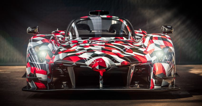 Toyota Reveals its 1000hp Hypercar- the GR Super Sport 8