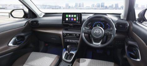 Toyota Yaris Cross Goes on Sale in Japan 3