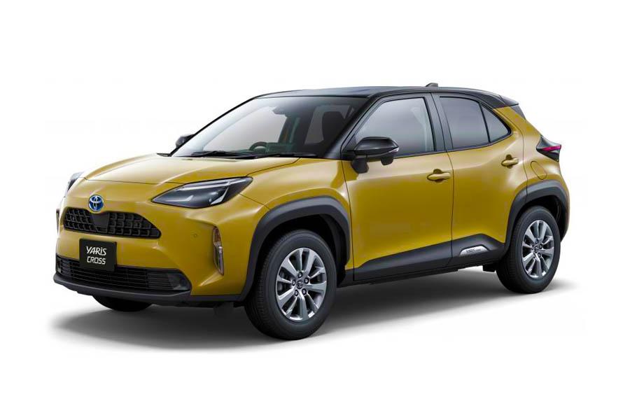 Toyota Yaris Cross Goes on Sale in Japan 7