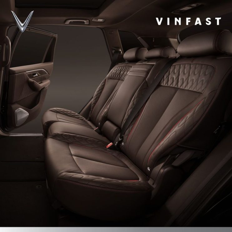 The Flagship VinFast President SUV Launched 9