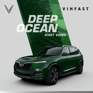 The Flagship VinFast President SUV Launched 17