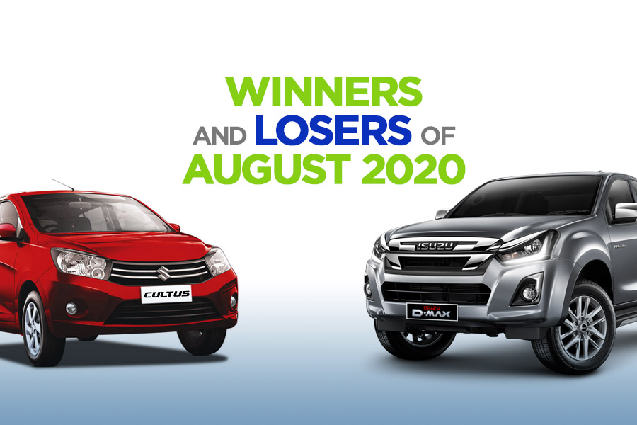 Winners and Losers of August 2020 8