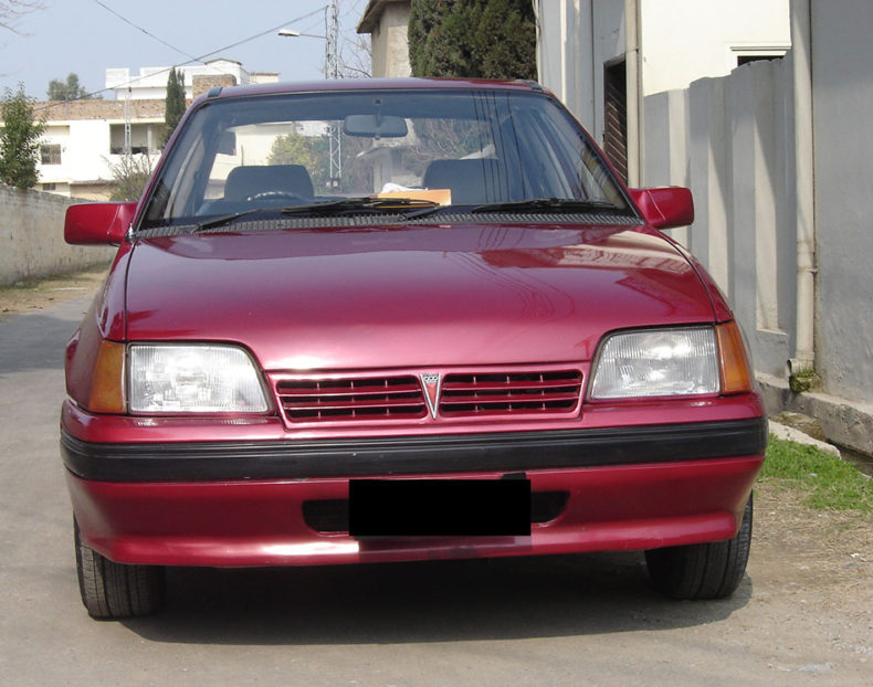 Remembering Daewoo Racer- The Underrated Car of the 90s 32