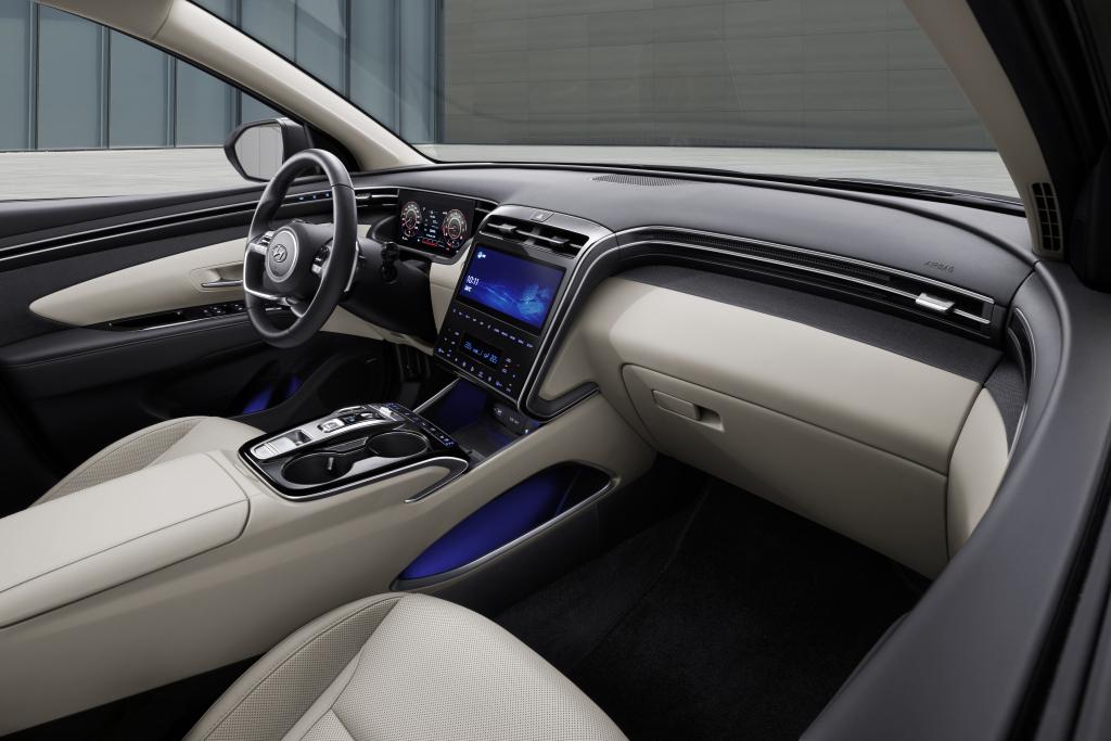 All New 2021 Hyundai Tucson Unveiled 17