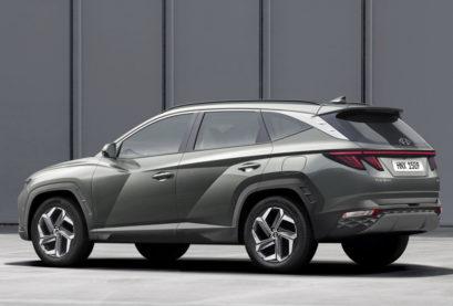 All New 2021 Hyundai Tucson Unveiled 14