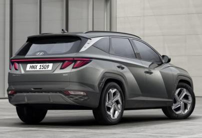 All New 2021 Hyundai Tucson Unveiled 16