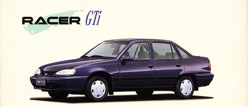 Remembering Daewoo Racer- The Underrated Car of the 90s 14
