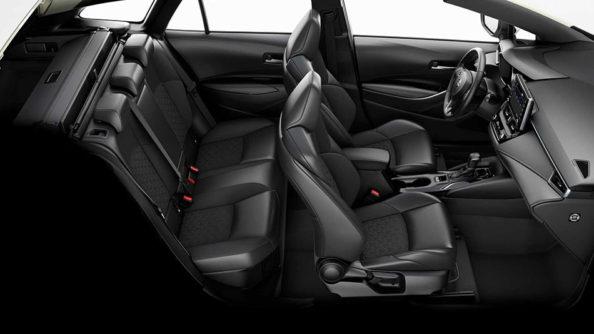 Corolla Estate-Based Suzuki Swace Debuts 11