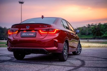 All New Honda City Sedan Launched in Malaysia 24