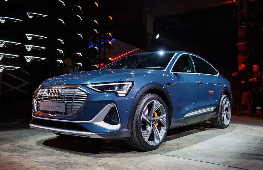 Audi Join Hands with FAW to make e-tron Vehicles in China 1