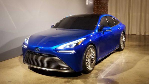 Toyota to Debut Next Gen Mirai in December 2020 2