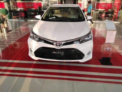 Toyota Corolla Altis X Package Prices Revealed 9
