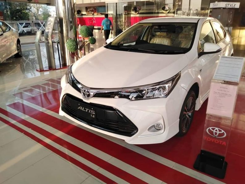 Toyota Corolla Altis X Package Prices Revealed 8