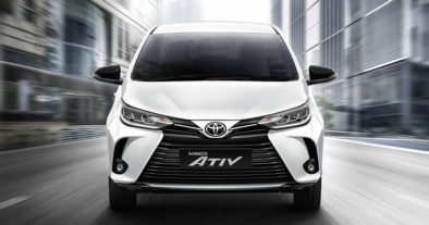 Peeping Into the New Thai-Spec Toyota Yaris Ativ Facelift 3