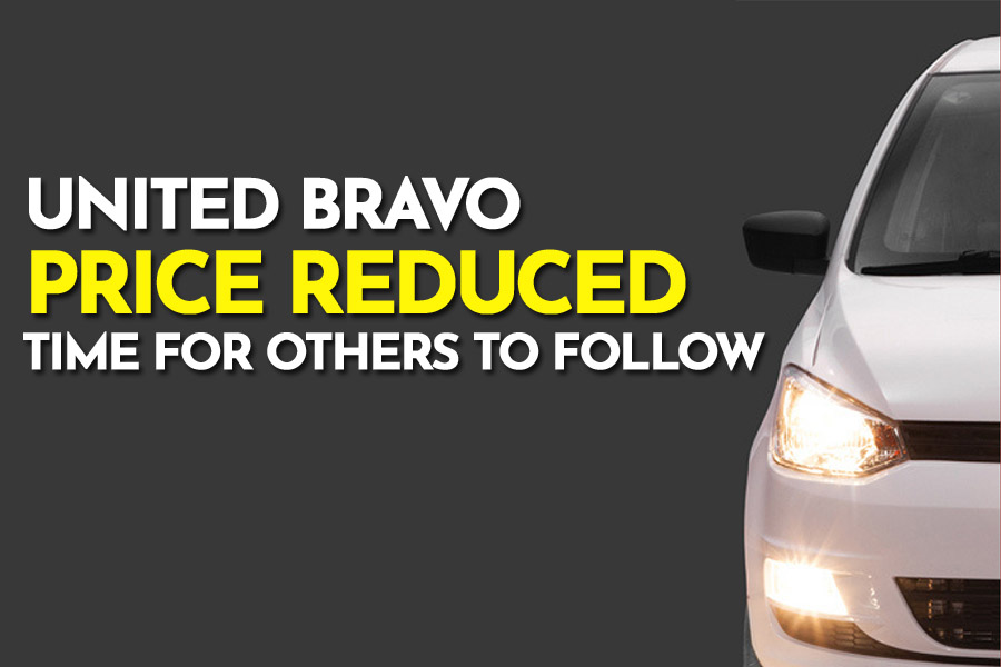United Bravo's Price Reduction Should Set a New Trend 1