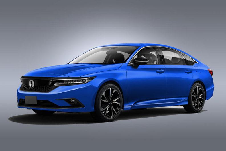 11th gen Honda Civic Prototype Teased for 17th November Debut 1