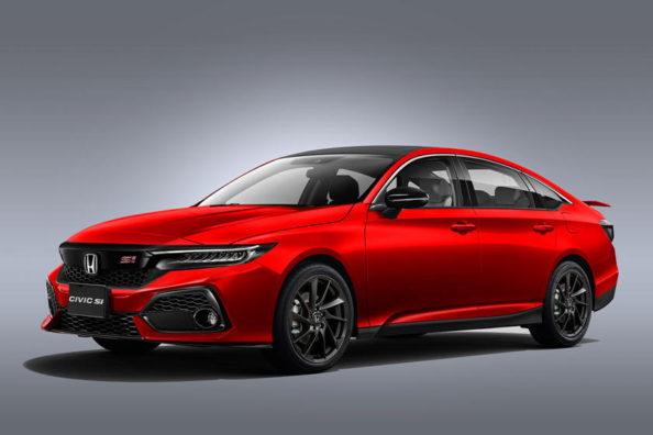11th Gen Honda Civic- Speculative Renderings 3