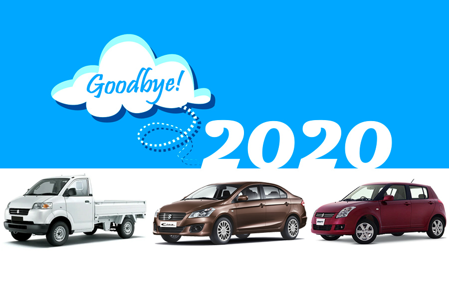 2020 Saw Discontinuation of 3 Suzuki Cars in Pakistan 10