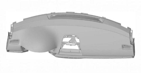 Next Gen Honda Civic Interior Patent Images Leaked 9