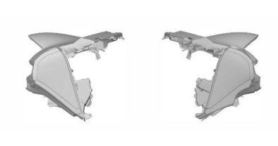 Next Gen Honda Civic Interior Patent Images Leaked 12