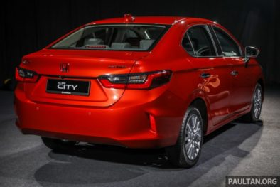 All New Honda City Sedan Launched in Malaysia 14