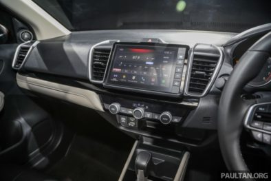 All New Honda City Sedan Launched in Malaysia 17