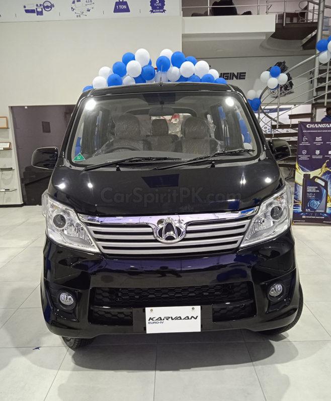 Changan Launches Flagship Karvaan Plus 1