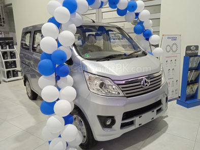 Changan Launches Flagship Karvaan Plus 15