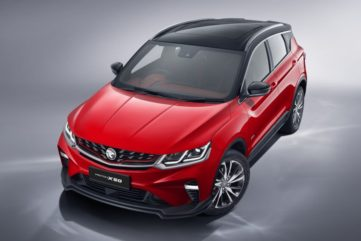 Proton X50 Launched in Malaysia 4