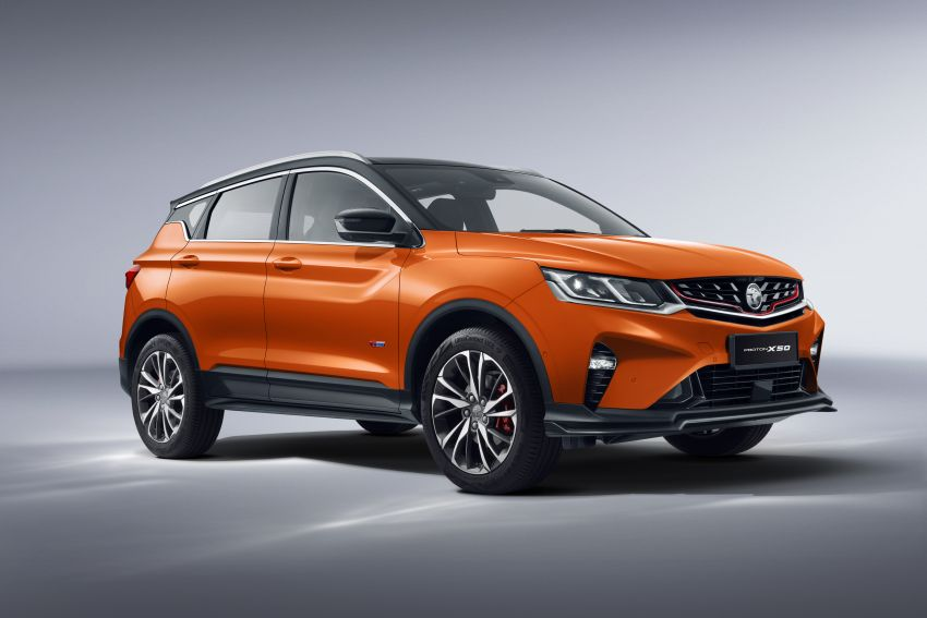 Proton X50 Launched in Malaysia 1
