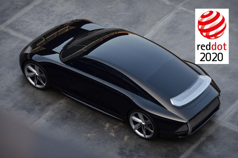Hyundai Wins 3 Red Dot Awards for Design Concepts 1