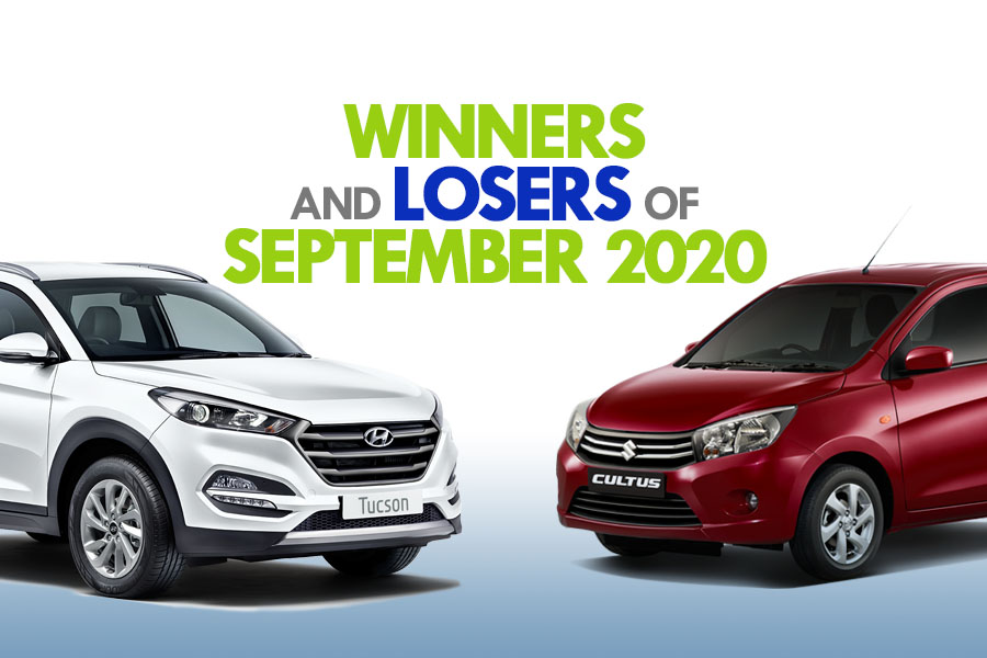 Winners and Losers of September 2020 6
